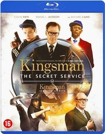 Kingsman The Secret Service (2014) Full Movie