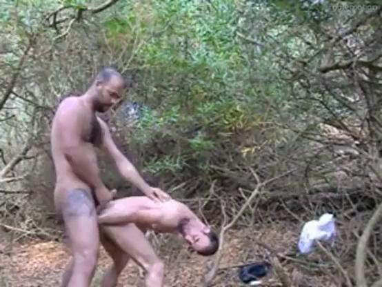 Гей Порно Изнасилование В Лесу