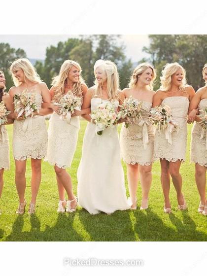 `Ślubne inspiracje - suknie dla druhen ♥