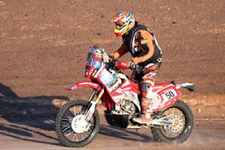 Dakar Por Bolivia - Chavo Salvatierra - Dakar 2014