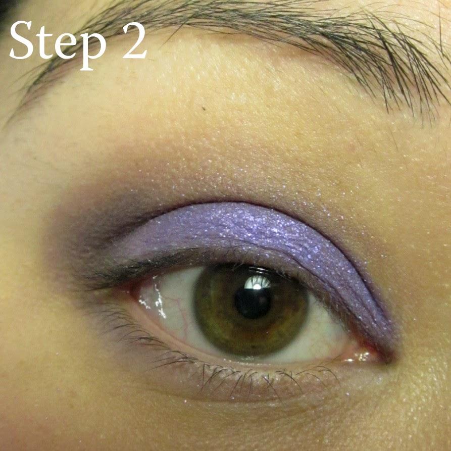 anna sui spring makeup tutorial using mac mixing medium and sugarpill paperdoll chromalust