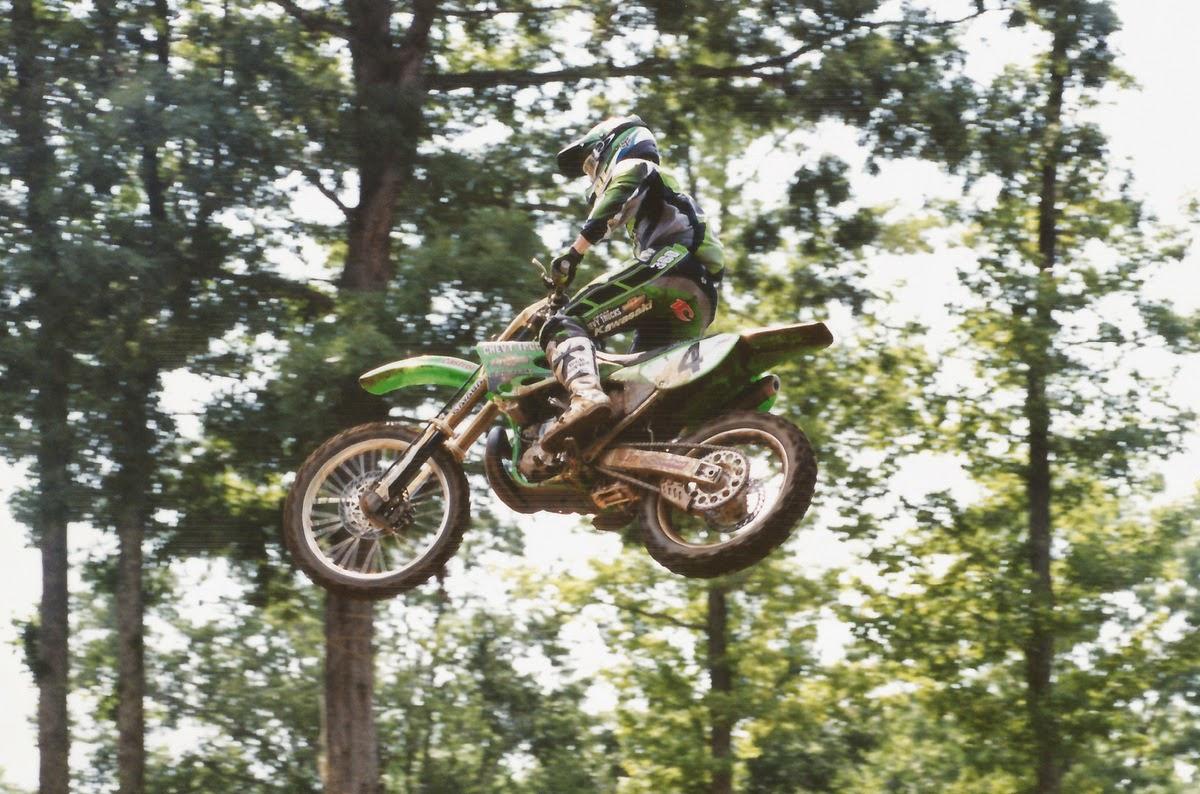 Ricky Carmichael Budds Creek 2000