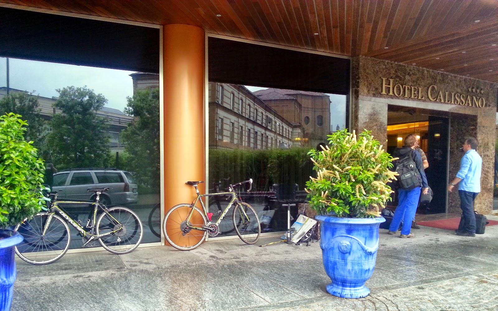 hotel calissano alba piedmont