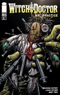 download Witch Doctor Mal Practice #3 read online free cbr cbz