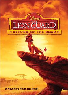 The Lion Guard: Return Of The Roar (2015) 720p