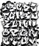 178 Graffiti Fonts Style 1