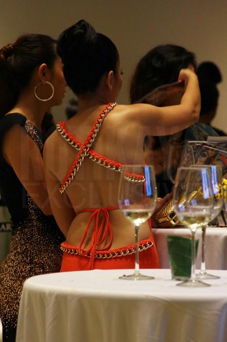 Gambar] Fesyen Berani Mati Terbaru Fasha Sandha