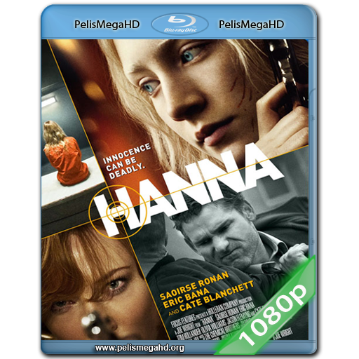 HANNA (2011) FULL 1080P HD MKV ESPAÑOL LATINO