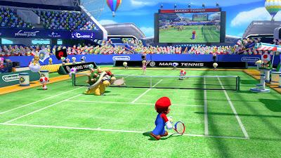 Mario Tennis Ultra Smash de Wii U