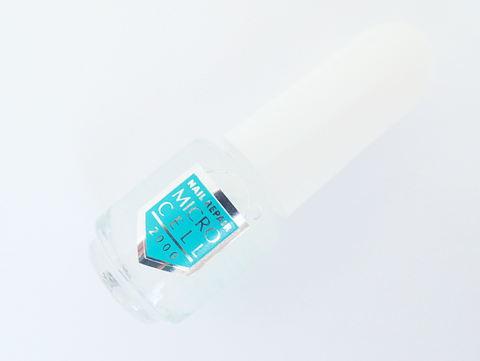 micro cell nail repair polish