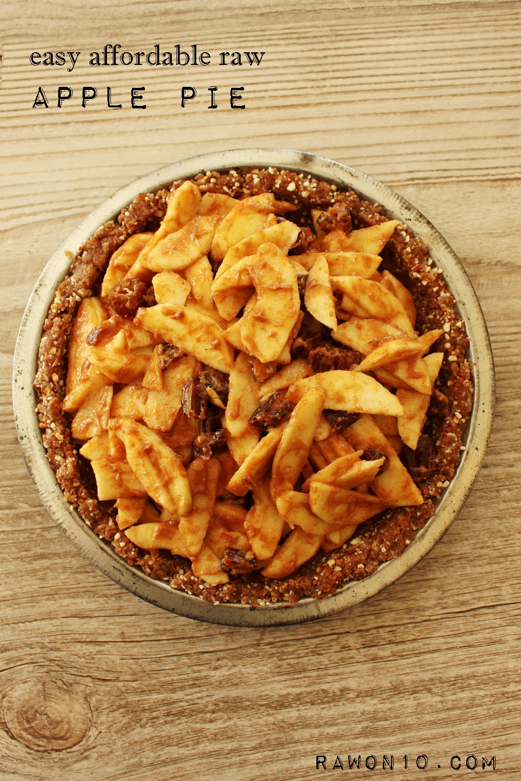 Thin-Crusted Apple Tart With Chipotle Chili Powder Recipes ...