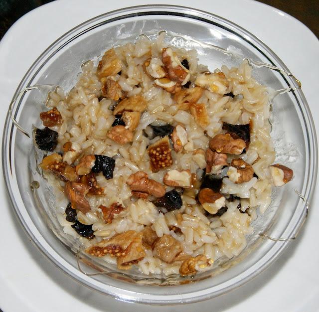 ryz na słodko