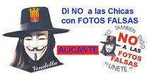 Di NO a las Chicas con FOTOS FALSAS