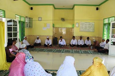 Kemenag Tanjungbalai Laksanakan Kuliah Zuhur Ramadan Perdana