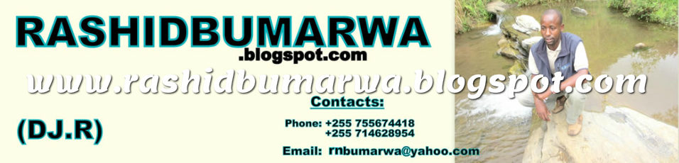 RASHID BUMARWA (DJ.R)