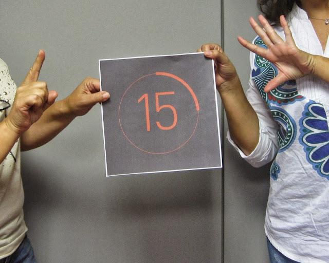 """Fomos para a rua com o """"15"""" parte II"""