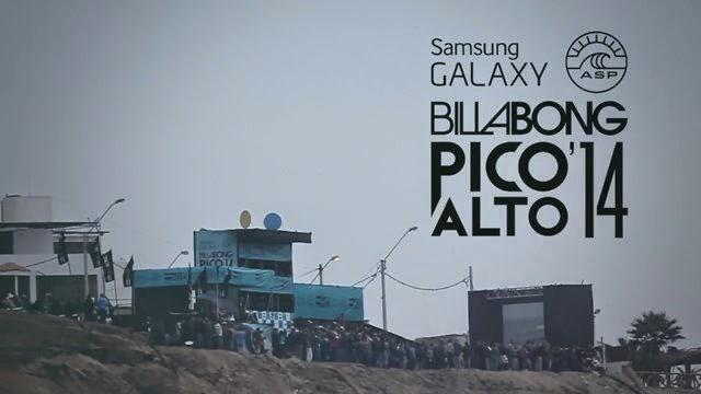 Billabong Pico Alto 2014
