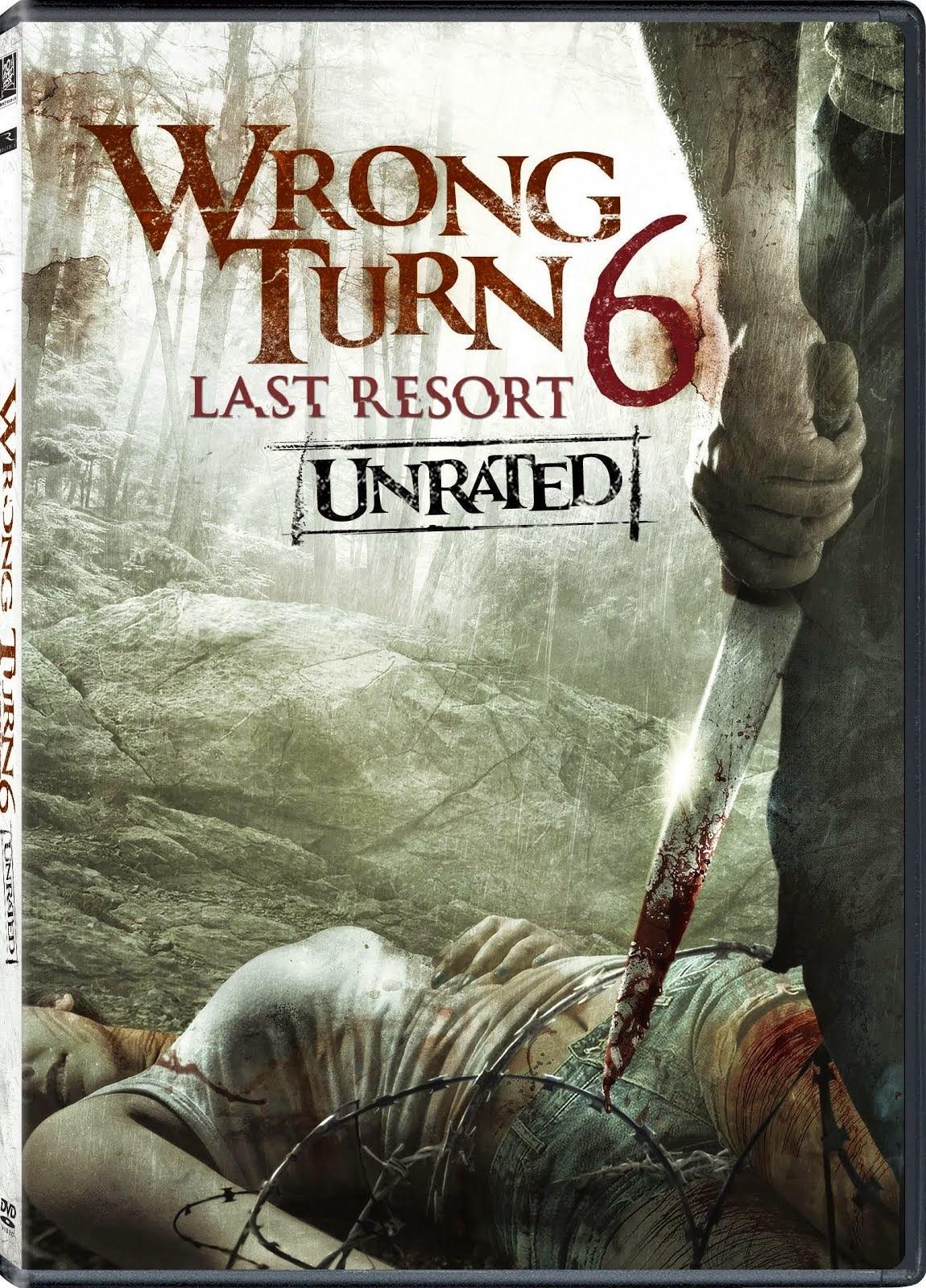 Wrong Turn 6: Last Resort (2014)