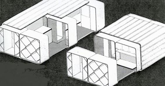 Historia de la arquitectura moderna cabins for the sahara for Historia de la arquitectura moderna