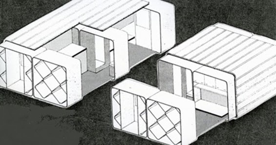 Historia De La Arquitectura Moderna Cabins For The Sahara