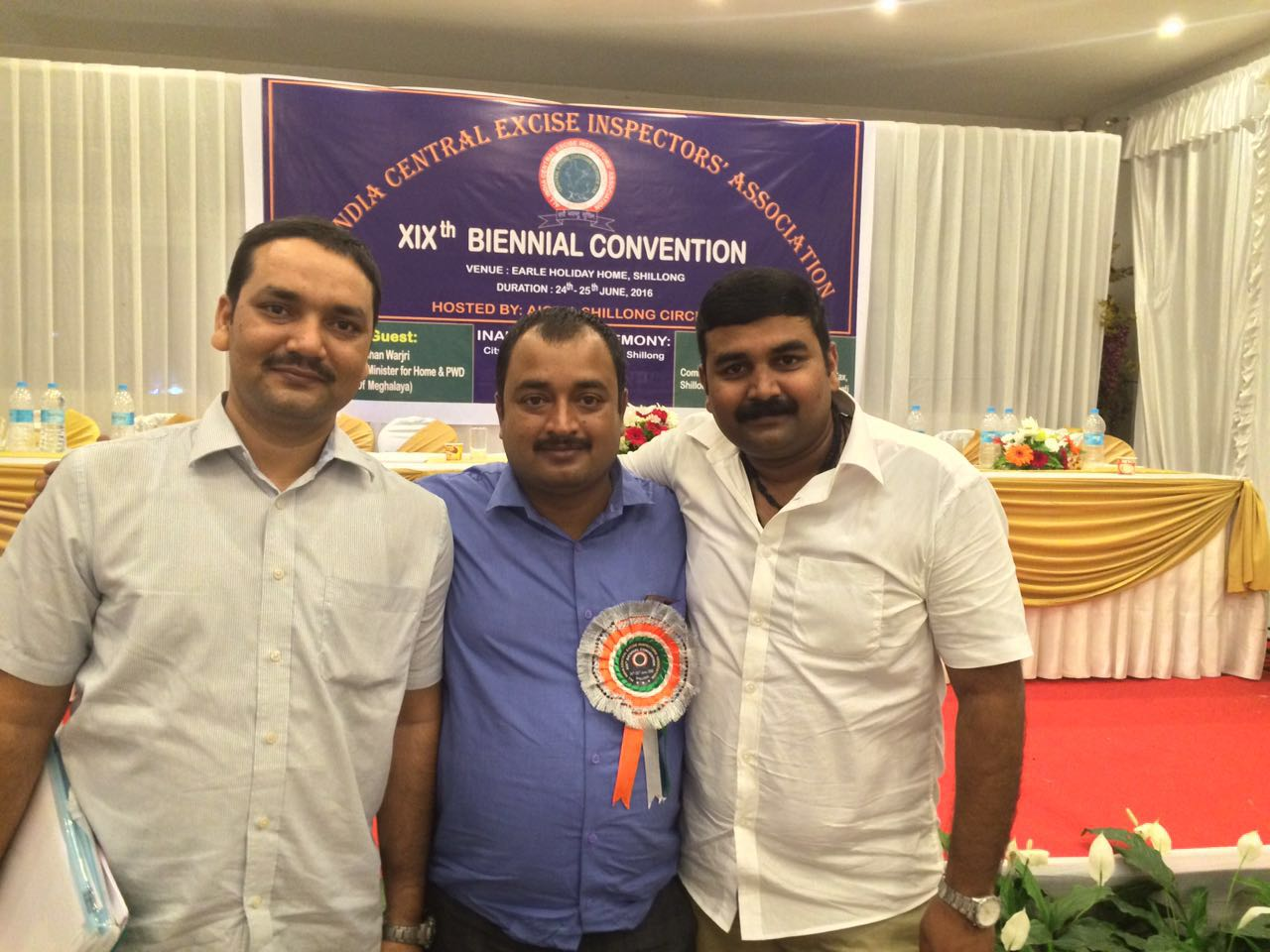 XIXth Convention at Shillong, Meghalaya