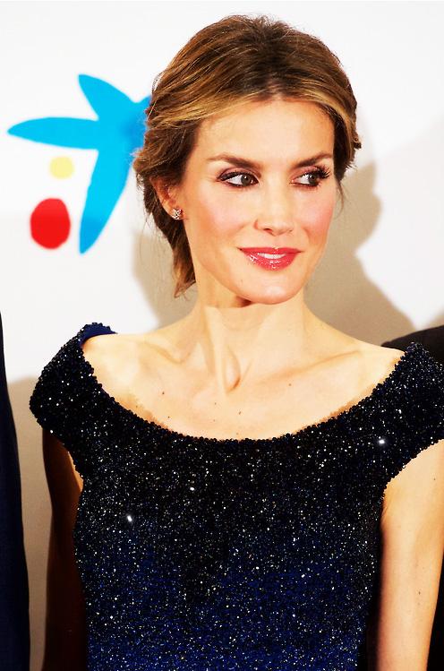 King Felipe & Queen Letizia attends the 25th anniversary of 'El Mundo' newspaper
