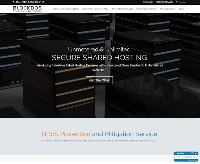 Blockdos.net SEO services by Arsalan Tariq