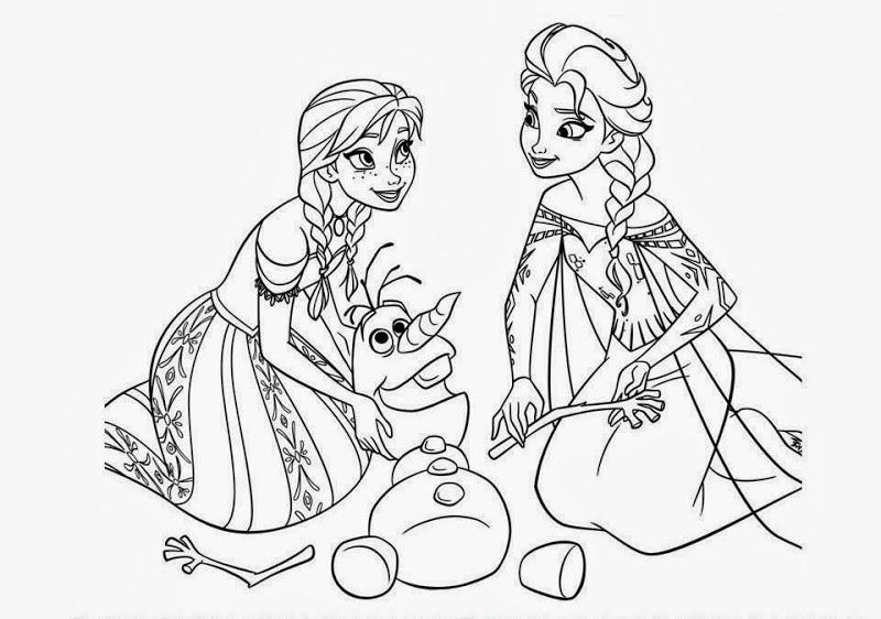 desenhos para colorir e imprimir desenhos do frozen para colorir e