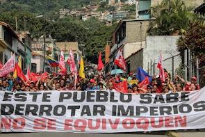 Denuncian posible operación de bandera falsa contra Venezuela