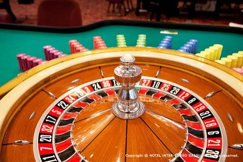 Daegu casino poker room