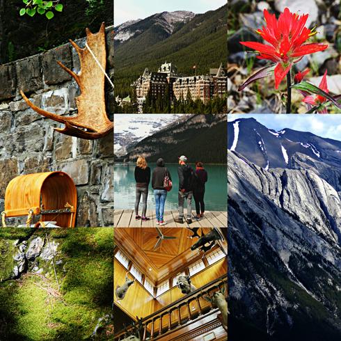 banff national park 7 wonders alberta