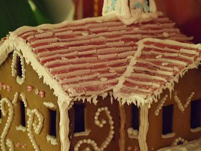 katto ja katon koristelu