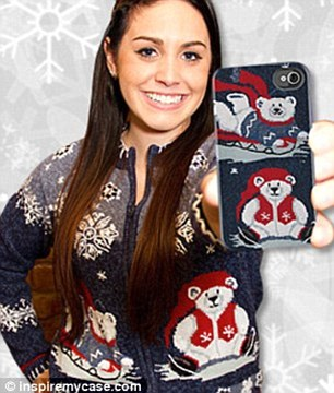 Match Your iPhone Case to Your Sweater