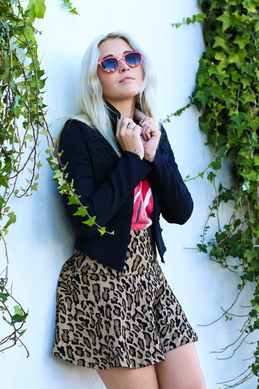San Francisco Style Blogger Bryn Newman of Stone Fox Style in a Free People Skirt