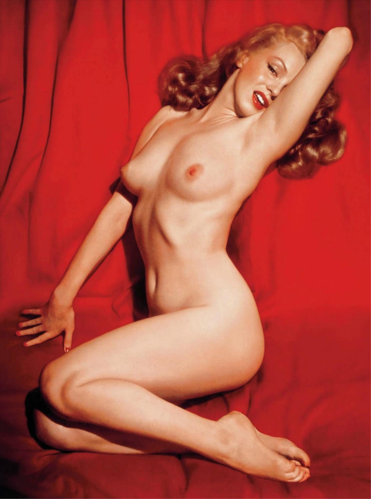 Nudes early marilyn monroe