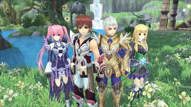 Aura Kingdom Released Full Website