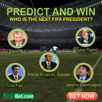 Who will be the next FIFA President predict now