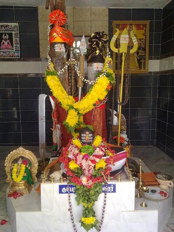 Agora Veerabathirar-Sanggili Karuppar