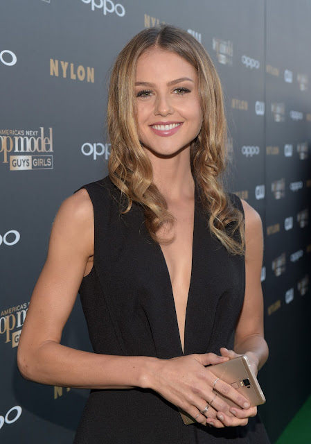 Actress, Model @ Isabelle Cornish - America's Next Top Model Cycle 22 Premiere Party in West Hollywood
