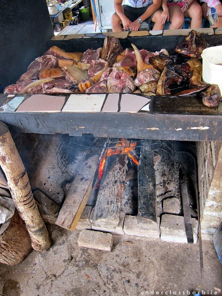 sabah wild boar meat