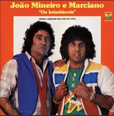 Jo�o Mineiro e Marciano - Vol.10 - Amor e Amizade