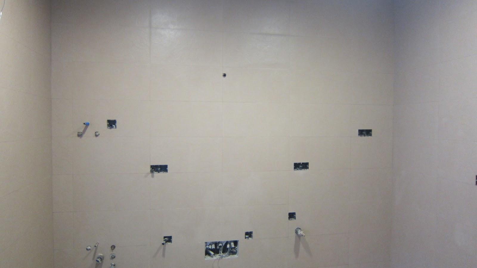 azulejo de saloni de 90 x 30 como podemos observar no viene todo lo perfecto que debiera para el precio que tiene aun asi con un buen trabajo se pueden