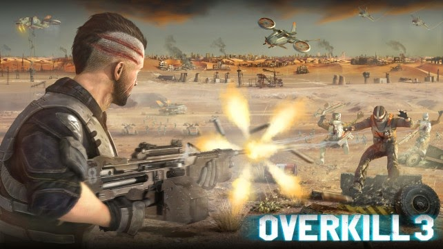 Overkill 3 Gameplay IOS / Android
