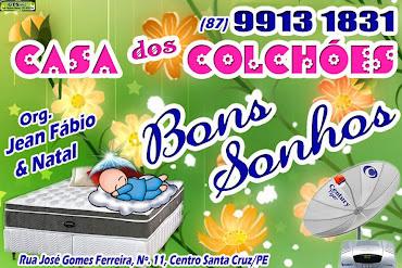 CASA DOS COLCHÕES BONS SONHOS    87  9630 2211