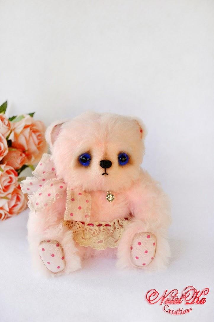 Handgemachte Teddybär