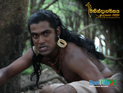 out more interesting photos of Mahindagamanaya Film at below links