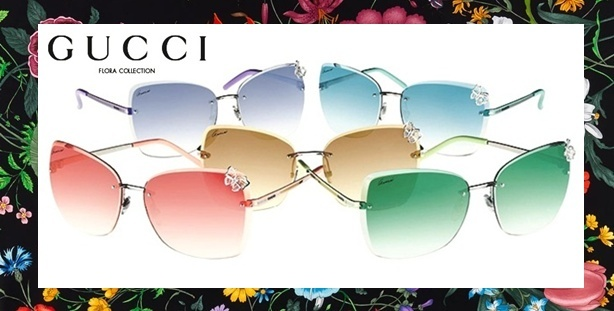 Gucci Summer/Spring Collection 2012 Eyewear