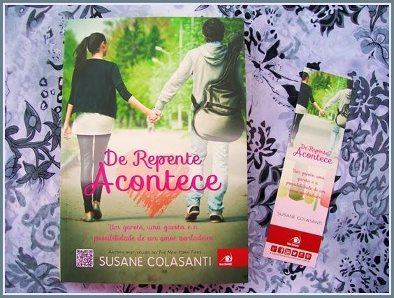 De Repente Acontece - Susane Colasanti