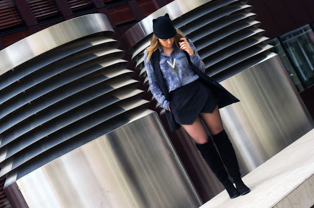 these boots are made for lovin, deals.com, overknee boots, over the knee shoes, tamaris, black suede, wildleder, fashion blogger, modeblogger, fall winter trend, herbst winter trend 2013 2014, autumn must have,