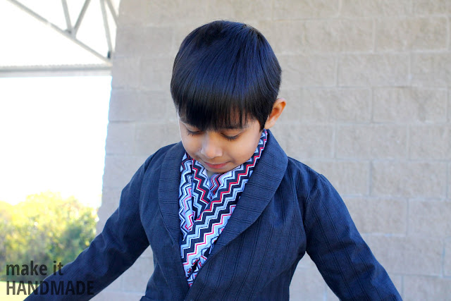 The Stay Put Scarf Tutorial